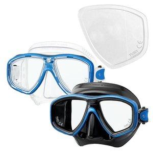 Tusa Ceos Duikbril Plus Glazen Links