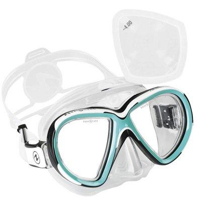 Aqualung Reveal X2 duikbril Min glazen Links