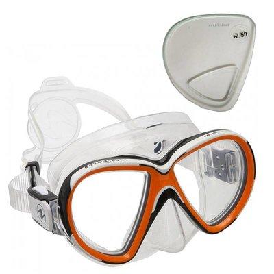 Aqualung Reveal X2 duikbril Lees glazen Rechts