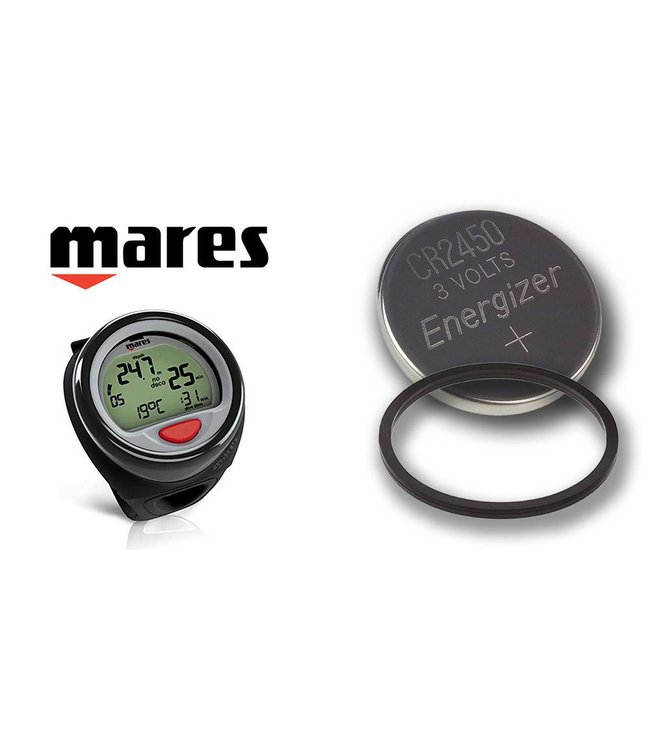 Mares Batterij kit Puck