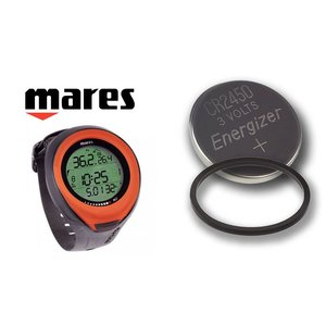 Mares Batterij kit Puck Pro (+)