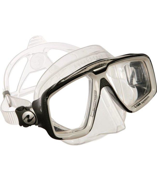 Aqualung Look HD masker Wit