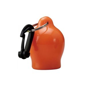 Octopushouder bol oranje