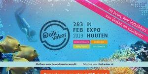 Diveoutlet prominent aanwezig op Duikvaker 2019