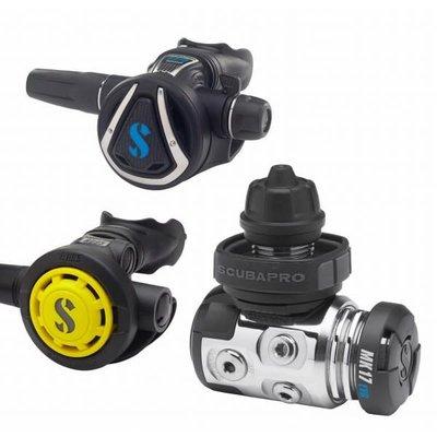 Scubapro MK17 Evo C370 DIN set met R095 octo