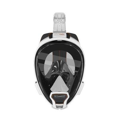 Aria Snorkelmasker QR+ Wit
