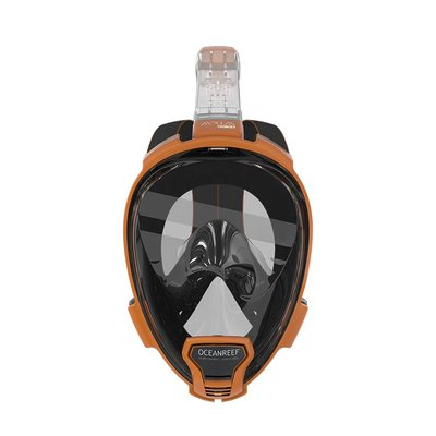 Aria Snorkelmasker QR+ Oranje