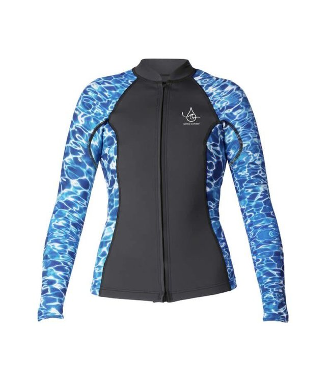 Xcel 2mm Top Lange Mouwen Water Ocean Ramsey Collection