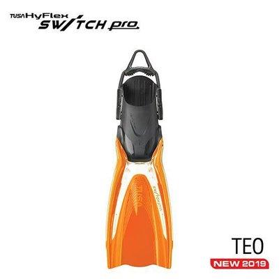 Tusa Switch Pro vinnen Oranje