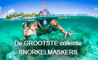 Diveoutlet, de online specialist voor al je duik, snorkel en zwem materialen. banner 3