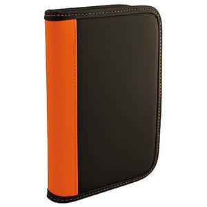 Sub-book logboek Zwart-Oranje