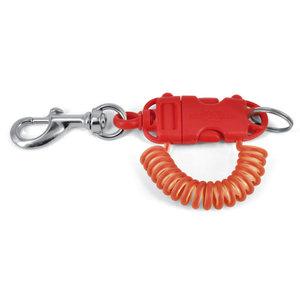 Best Divers spiraalsnoer Rood