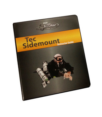 Padi PADI Instructor Guide - Tec Sidemount