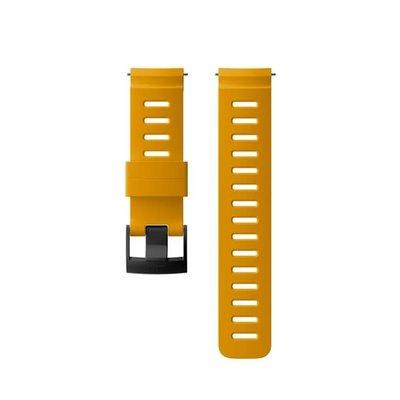 Suunto Silicone Strap Kit D5 Amber-Black