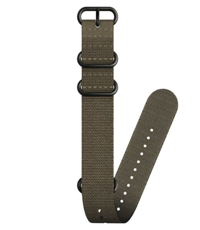 Suunto Textile Zulu Strap Kit D5 Stealth-Black
