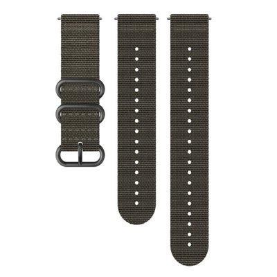Suunto Textile Strap Kit D5 Foliage-Gray