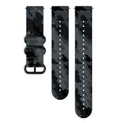 Suunto Textile Strap Kit D5 Concrete-Black