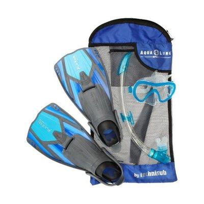 Aqualung Flexar snorkelset XS/S (35-37)