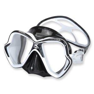 Mares X-Vision Liquid Skin masker Zwart Wit
