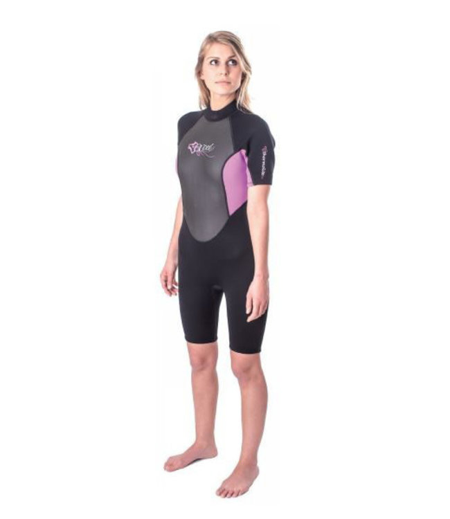 Xcel 2mm Thermolite shorty dames