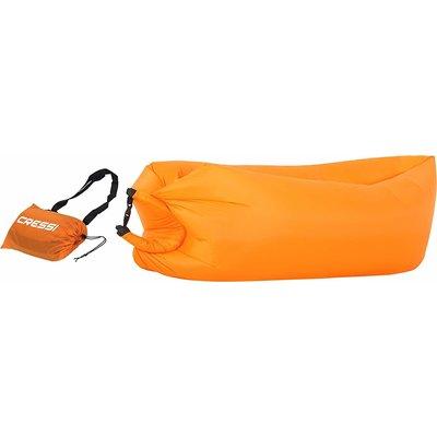 Cressi Air Bed Oranje