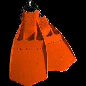 DiveSystem Tech Fins Oranje
