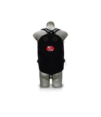 DiveSystem DiveSystem Sidemount Manta Redundant double bladder