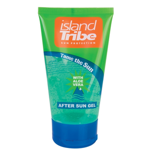 Island Tribe Aftersun gel Aloe Vera