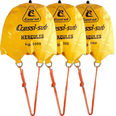 Cressi Hercules Hefballon