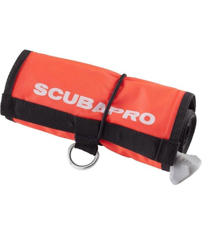 Scubapro SMB 1,8m Nylon Oranje buoy