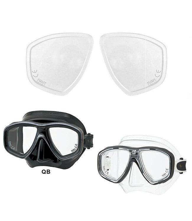 Tusa Ceos masker op sterkte Min/Plus