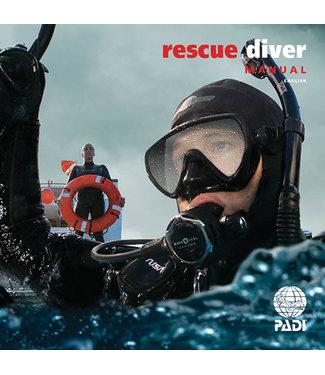 Padi PADI Rescue Diver cursusboek
