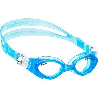 Cressi Crab junior zwembril Azure