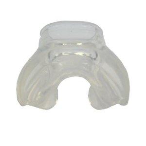 Aqualung Mondstuk Comfort silicone transparant