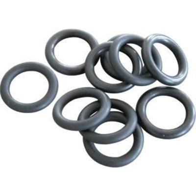 O-ring set van 10 DIN 70SH