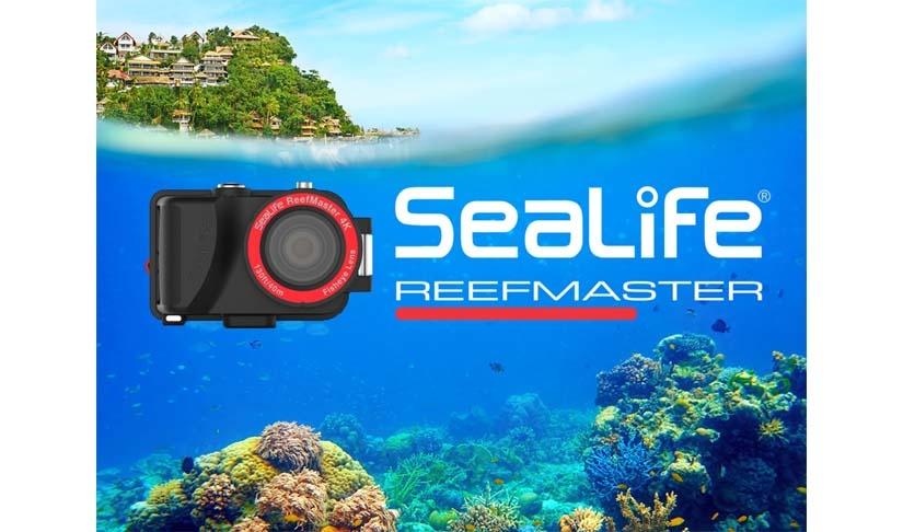 Nieuwe Sealife Reefmaster RM-4K camera geïntroduceerd