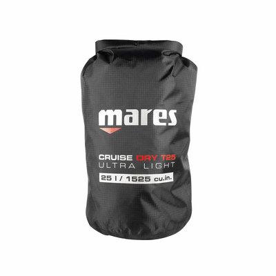 Mares Bag Cruise Dry T-Light Zwart
