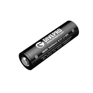 Divepro batterij 18650 3400mah 15A