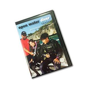 PADI Open Water Prescriptive Lesson Guides DVD