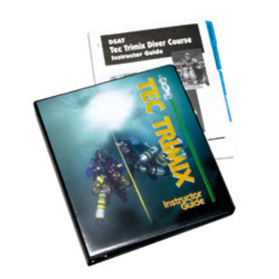 PADI Instructor Guide - Tec Trimix Diver