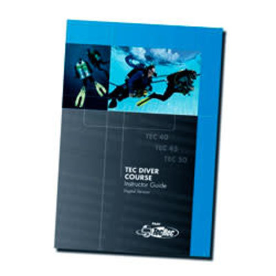 PADI Tec Diver Course Instructor Guide CD-ROM