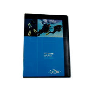 PADI Tec Diver Lesson Guides CD-ROM Tec 40-45-50
