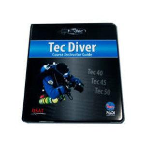 PADI Instructor Guide - Tec Diver