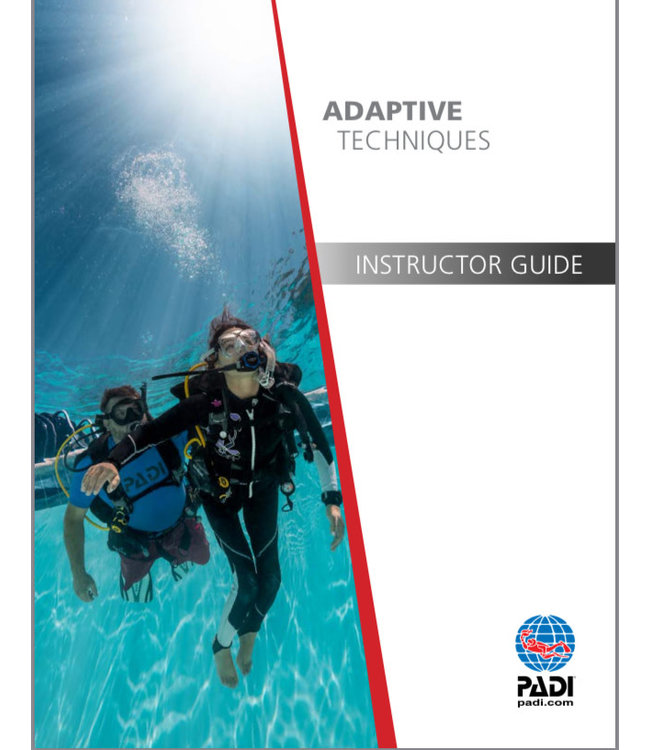 PADI Adaptive Techniques Instructor Guide