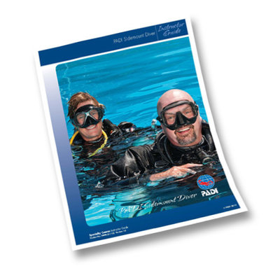 PADI Sidemount Diver Instructor Guide