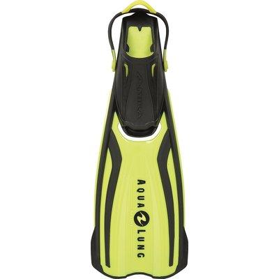Aqualung Amika Travel snorkelset geel