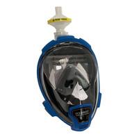 Aria QR+ Beschermmasker C-19 Blauw