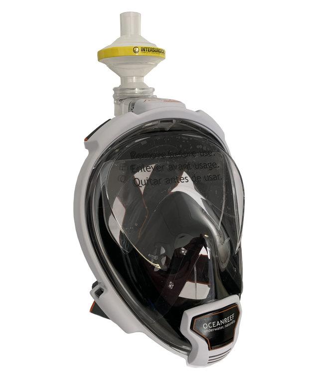 Aria QR+ Beschermmasker C-19 Wit