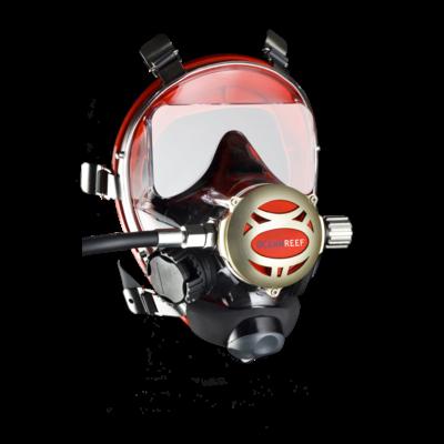 Oceanreef Iron Mask IDM Rood