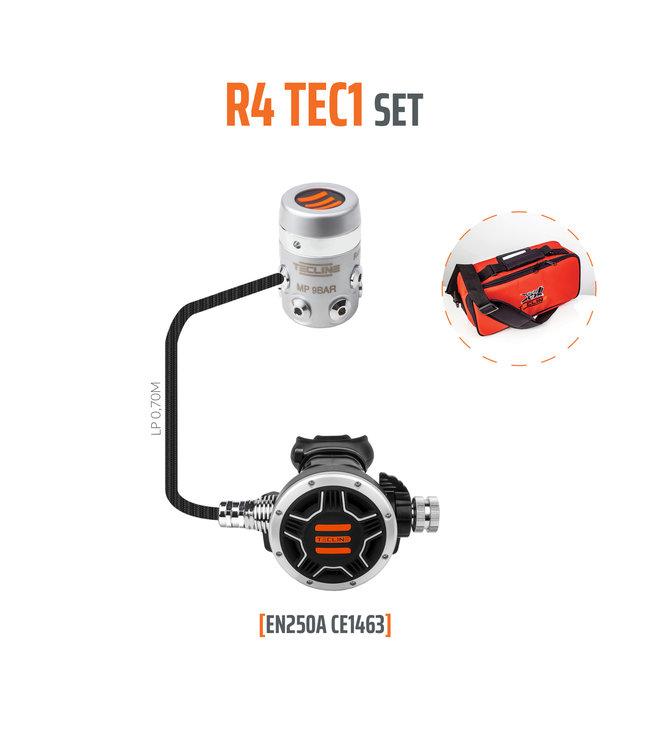 Tecline R4 TEC1 ademautomaat